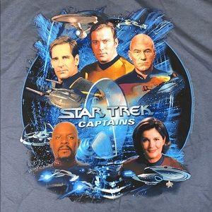 Star Trek 2002 vintage shirt